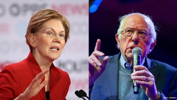 How Sanders and Warren Who End Violence Against Trans People