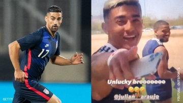 LA Galaxy Star Sebastian Lletget Apologizes for Gay Slur in Video