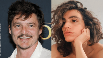 Lux and Pedro Pascal