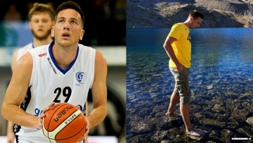 Pro Basketball Player Marco Lehmann Comes Out to End 'Double Life'