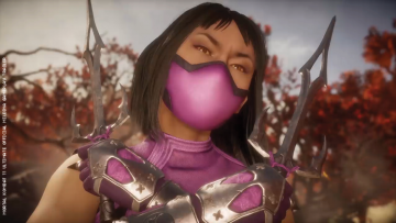Mileena in Mortal Kombat 11