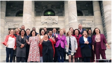 New Zealand just elected the gayest parliament ever.