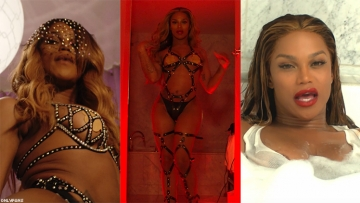 Miss Shalae as Beyonce