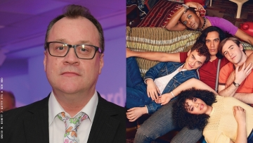 Russell T. Davies and 'It's a Sin'