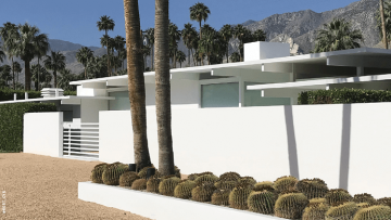 Palm Springs, Calif., has what many consider the largest and finest concentration of mid-20th-century modern architecture in the United States, which is why it has become the de facto capital of the popular design movement.
