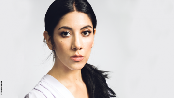 Out actress Stephanie Beatriz hopes her 'In the Heights' role ignites conversations about queer Latina culture.