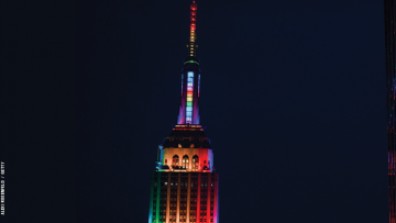 Pride returns to New York City in 2021 as a hybrid of in-person and virtual events, but also with a broader theme and heightened sense of purpose.