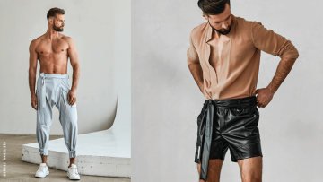 Check out the latest designs for men from ORTTU and designer Artem Gryshchenko