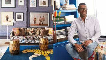 Rayman Boozer Fights for Inclusion (and Color!) in Interior Design