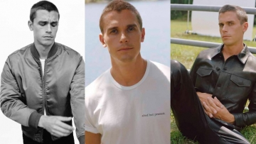 Queer Eye's Antoni Porowski Collaborates with J Brand on First Fashion Line