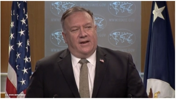 Mike Pompeo upsets State Department employees by speaking to a pro-conversion therapy group