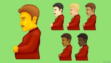 New 14.0 Draft Emojis Include Pregnant Man and More