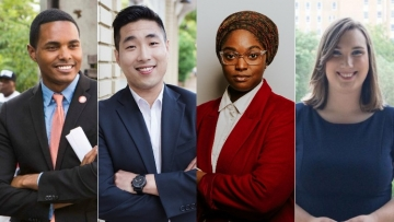 Queer politicians who won in 2020