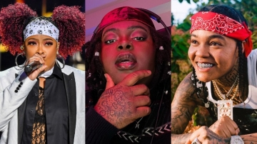 Queer Women Rappers Killing the game