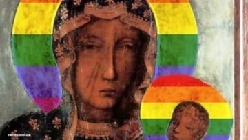 Three Women On Trial In Poland For Rainbow Virgin Mary Protest