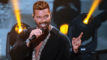 """Ricky Martin Tells Haters """"Fear No Longer Paralyzes Me"""""""