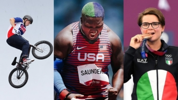 Check out the LGBTQ+ Olympic medalists for the 2020 Tokyo Summer Olympics