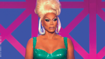 RuPaul in Drag Race U.K. series 2