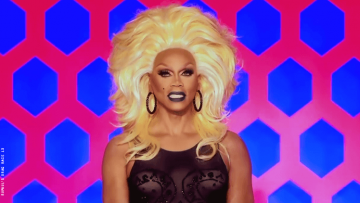 RuPaul in Drag Race 13