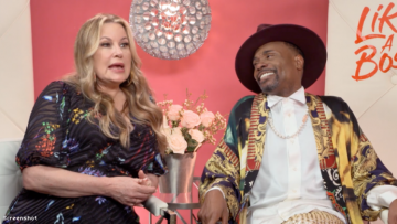 Billy Porter and Jennifer Coolidge Want to Fire Trump