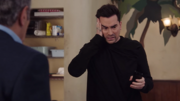 Dan Levy in Schitt's Creek