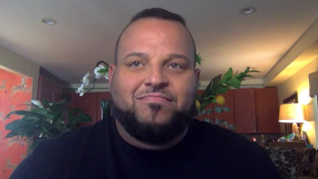 Daniel Franzese calling out homophobia at Welsh University