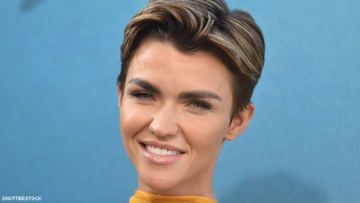Ruby Rose on red carpet