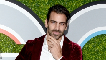 Nyle DiMarco on a red carpet.