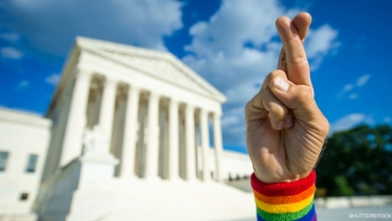 October 8 Matters for LGBTQ+ People in Blue States, Too