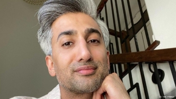 'Queer Eye's Tan France Shoots Back at Critics Of Him Becoming a Dad