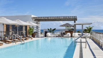 The Betsy Rooftop Pool