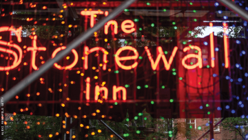 Stonewall Inn Pours Bud, Bud Light Down The Drain For Pride