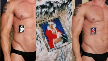 Tom of Finland ornaments