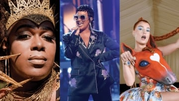 trans and nonbinary pop stars