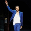 Rousteing on the Runway