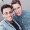 Dustin Lance Black, 41, and Tom Daley, 21