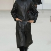 Total Leather Look at Chanel