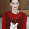 Kitty Necklace at Loewe