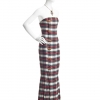 The Extreme Kilt Gown worn by Linda Evangelista, Fall 1989
