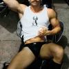 Muscle Daddy Terry Miller Stars in Tom of Finland's New Lookbook
