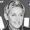 3. Ellen Degeneres, Comedian, Talk-Show Host. Read more below.