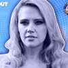 14. Kate Mckinnon, Actress, Comedian. Read more below.