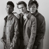 From Left: Zachariah Shaw, Paul Barry & William Thaggard (All Clothing by Prada)