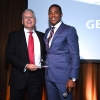 Genesis Senior Group Manager Michael Deitz Presents Power 50 Honoree Don Lemon with The Power of Authenticity Award