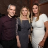 OUT Editor in Chief Aaron Hicklin, Sophie Hutchins, and Power 50 Honoree Caitlyn Jenner