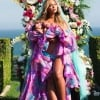 Beyonce Announcing Her Twins in Palomo Spain