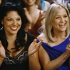 Callie and Arizona,