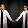 Cosima and Delphine,