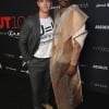 Kyle Schmid and Billy Porter