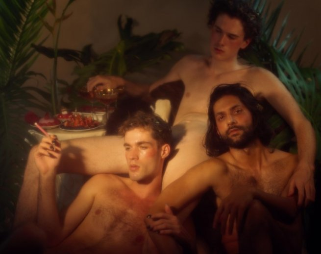 You'll be swollen (with Pride) after viewing our curated photos from the popular and oh-so-artfully-revealing fine art photography magazine 'BOYS! BOYS! BOYS!' Volume 2.
